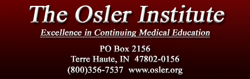 The Osler Institute 618 Wabash Ave Ste 200 Terre Haute IN 47807